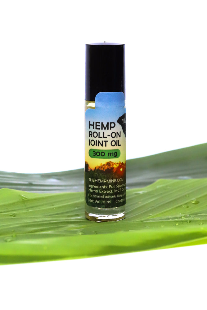 Hemp Roll-on Joint Oil 300 mg