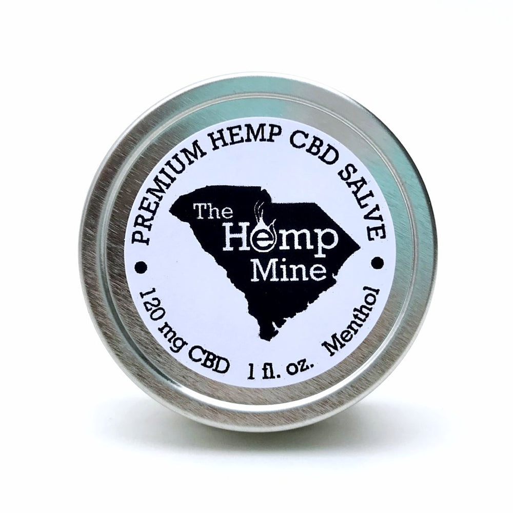 Hemp Oil Salve  120 mg 30ml