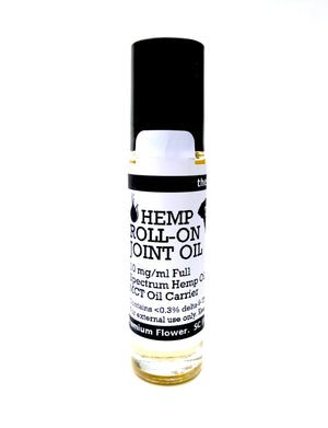 CBD roll-on topical hemp muscle moisturizing cannabinoid MCT oil