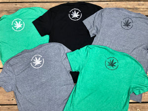 The Hemp Mine T-shirt--LIMITED QUANTITIES