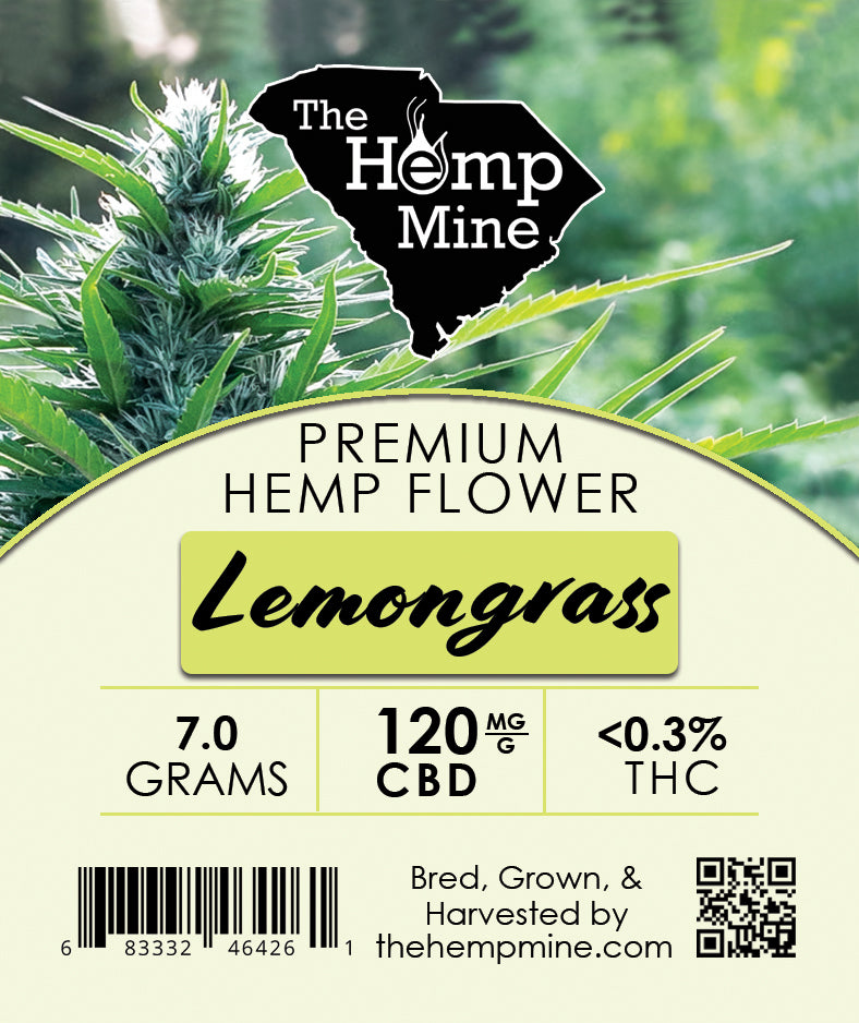 Premium Hemp Flower 7 grams Bag