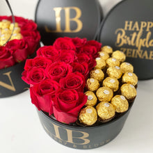 Load image into Gallery viewer, Large Roses and Ferrero Love