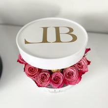 Load image into Gallery viewer, Roses and Ferrero Ring Box