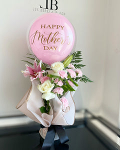 Mother's Day Flowers in Pink