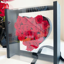 Load image into Gallery viewer, CRISTALLO Acrylic Rose Box