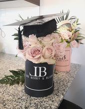 Load image into Gallery viewer, Personalized Graduation Flower Arrangement