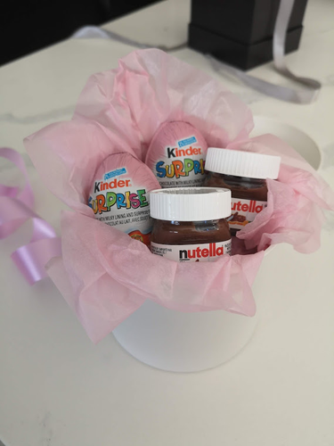 Sweet Mini - Round Gift Box