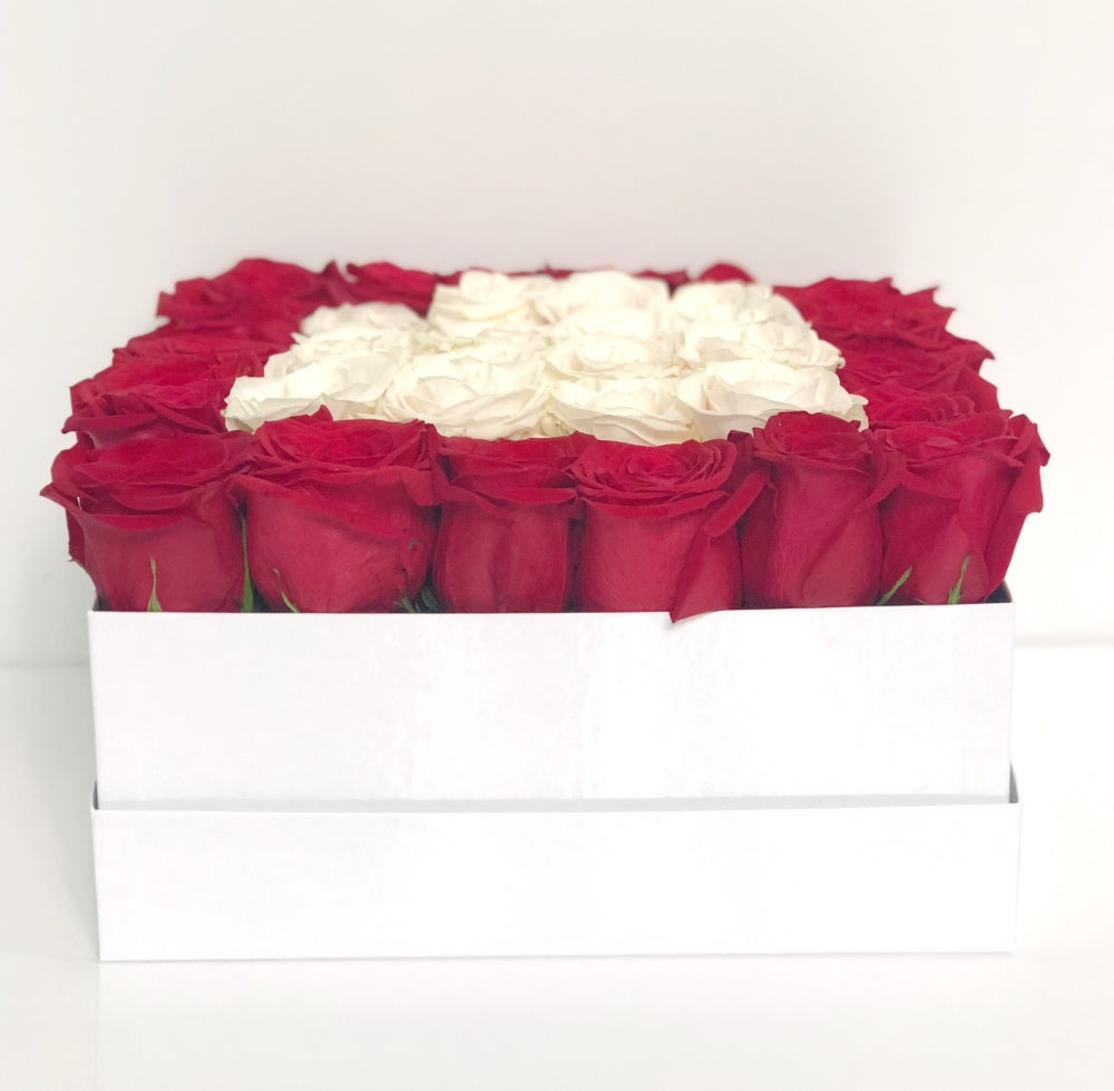 Large Flower Box