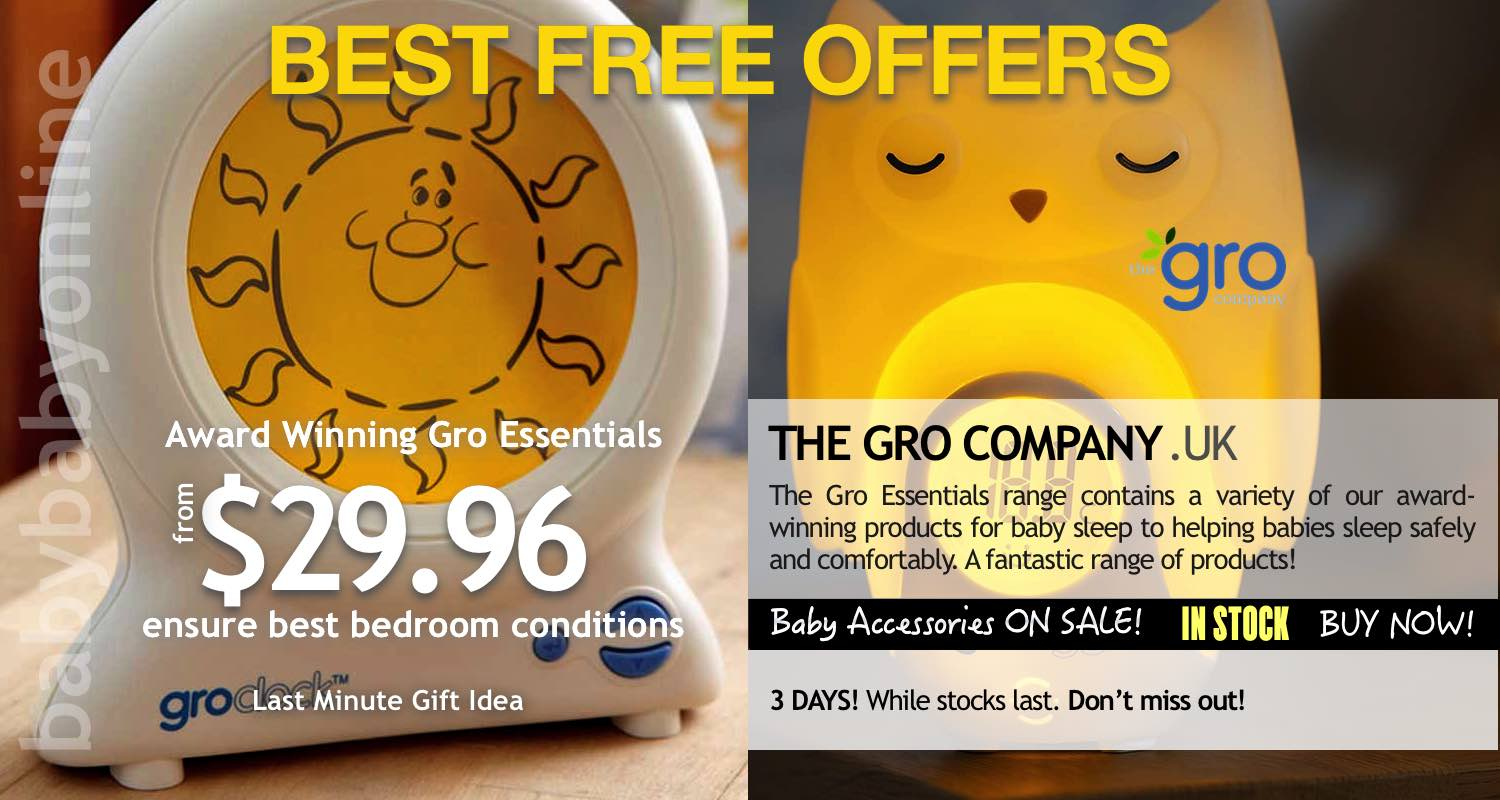 uk availability 3f2fe 5468f Grobag The END OF YEAR Clearance — Babybabyonline.com.au