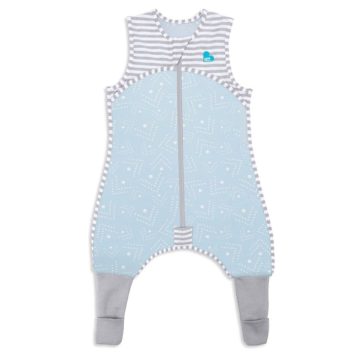 Love To Dream - 0.2 tog Love To Dream Sleep Suit Blue