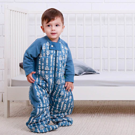 ergoPouch - 3.5 tog Sleepsuit Bag Winter Midnight Arrows