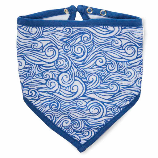 Aden and Anais - Classic Bandana Bib Seafaring Waves