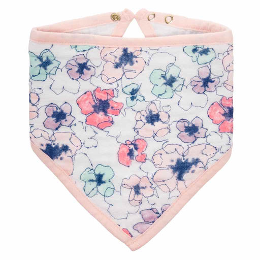 Aden and Anais - Classic Bandana Bib Trail Blooms Flora