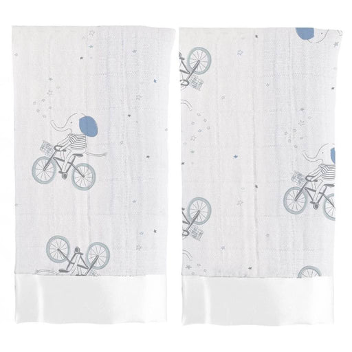 Aden and Anais - Classic Security Blankets Reverie Night Sky Issie 2pk