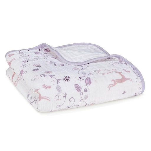 Aden and Anais - Organic Cotton Dream Blanket Once Upon a Time
