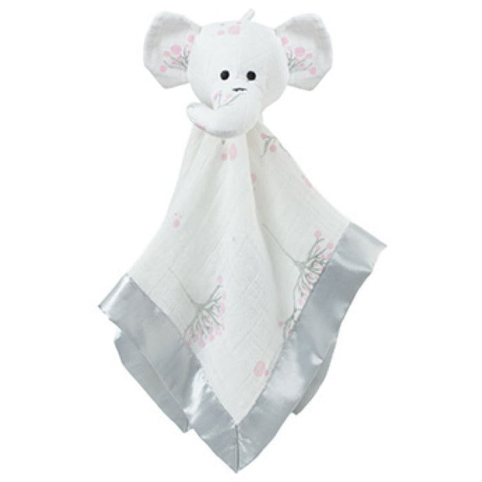 Aden and Anais | Classic Musy Mate Lovey Elephant For the Birds Owl