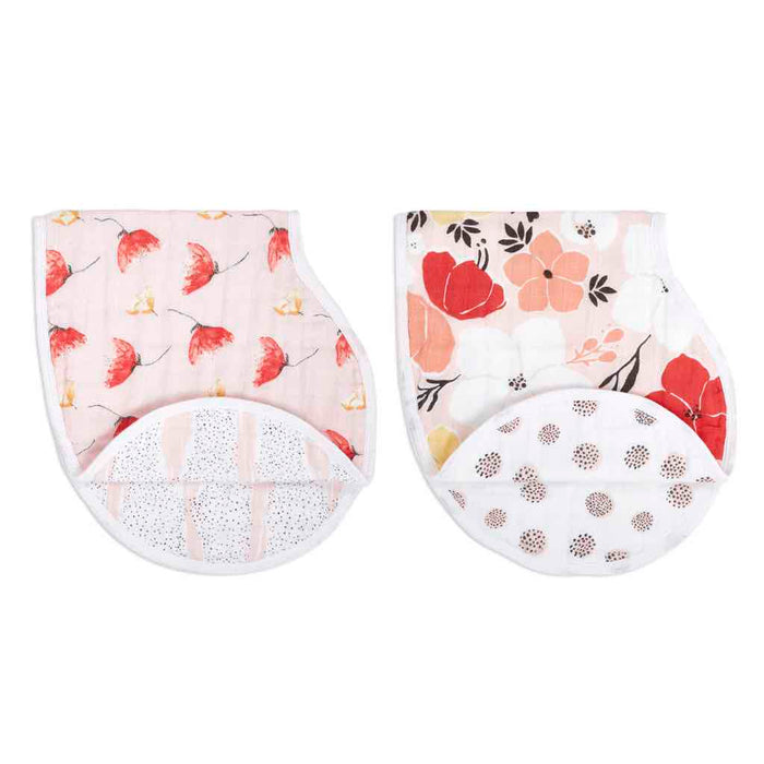 Aden and Anais Classic Burpy Bibs 2-pack Picked for You