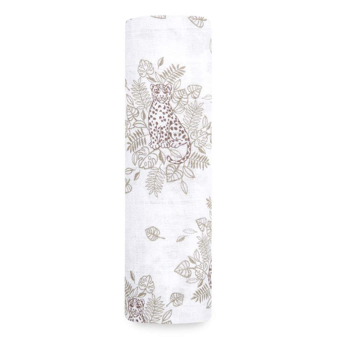 Aden and Anais Classic Swaddle 1-pack Jungle