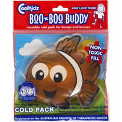 Boo Boo Buddy - Cold Pack ClownFish