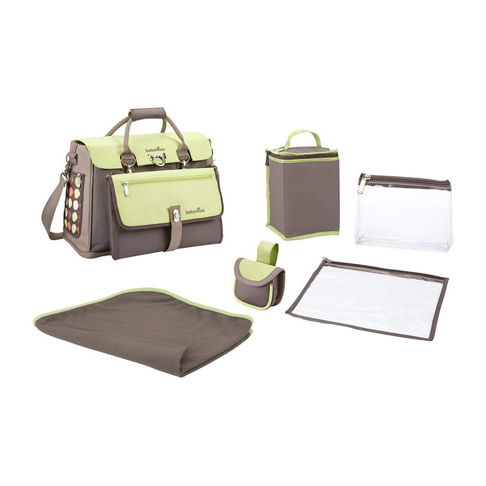Babymoov - Maternity Bag Free Hand Almond/Taupe