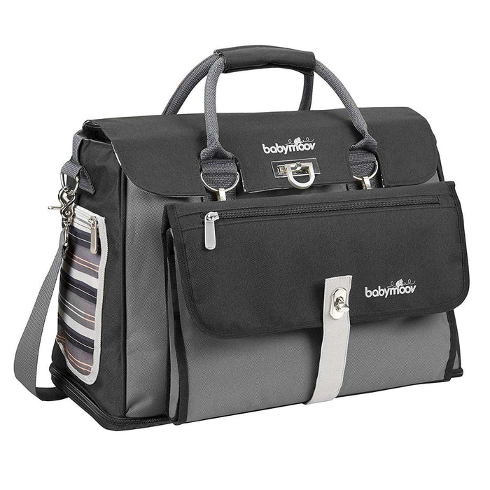 Babymoov - Maternity Bag Free Hand Black/Grey