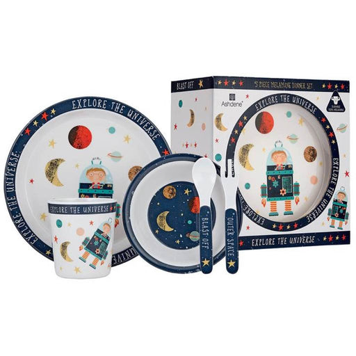 Ashdene 5 Piece Dinner Set Blast Off