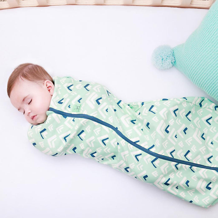 ergoPouch - 0.2 tog Cocoon Swaddle & Sleep Bag Mountains