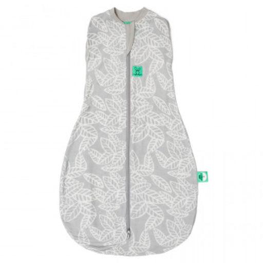 ergoPouch - 0.2 tog Cocoon Swaddle & Sleeping Bag Rainforest Leaves