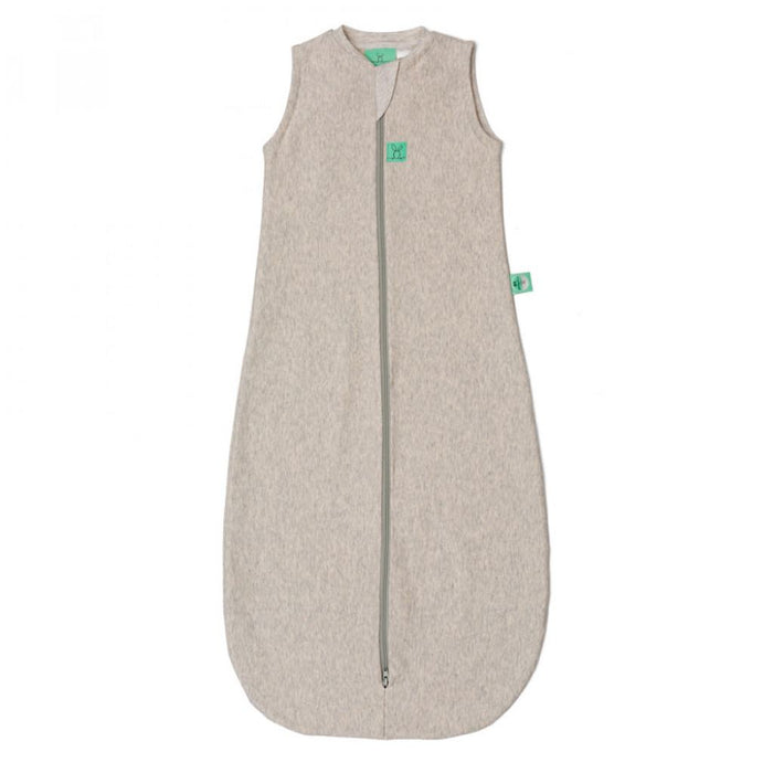 ergoPouch - 1.0 tog Sleeping Bag Jersey 8-24M Grey Marle