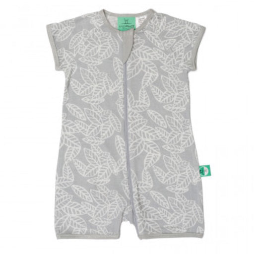 ergoPouch - 0.2 tog Layers Sleep Wear Short Sleeve Rainforest Leaves