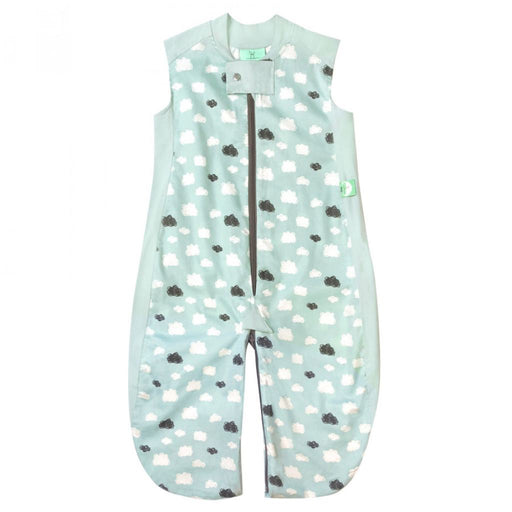 ergoPouch - 0.3 tog Sleep Suit Bag Mint Clouds