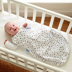 Gro Company - Swaddle Grobag 2 in 1 Light Polka Party Newborn