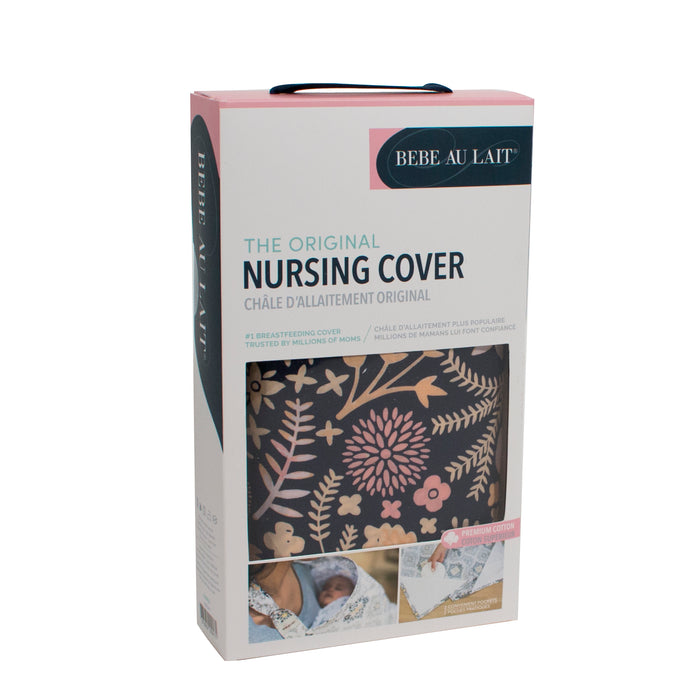 Bebe Au Lait - Nursing Cover Premium Cotton Haven