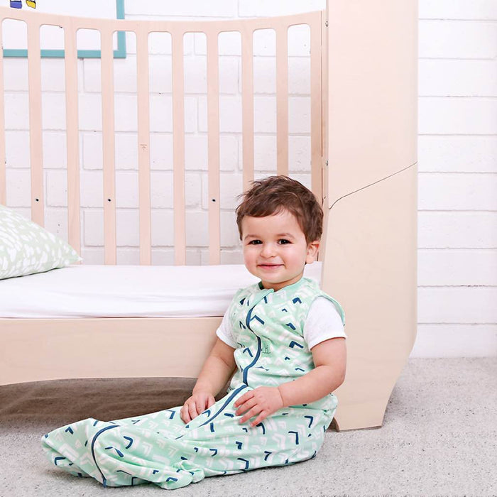 ergoPouch - 0.2 tog Baby Sleeping Bag Jersey 8-24M Mountains