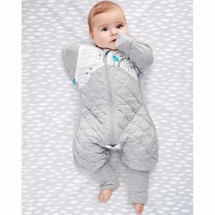 Love To Dream - 2.5 tog Transition Suit Warm White