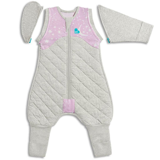 Love To Dream - 2.5 tog Transition Suit Warm Lilac