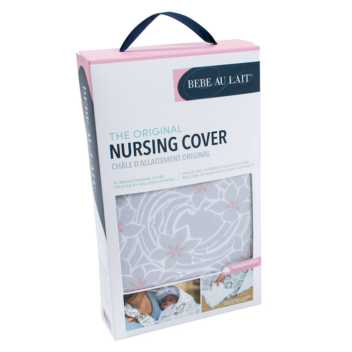 Bebe Au Lait - Nursing Cover Premium Cotton Monet