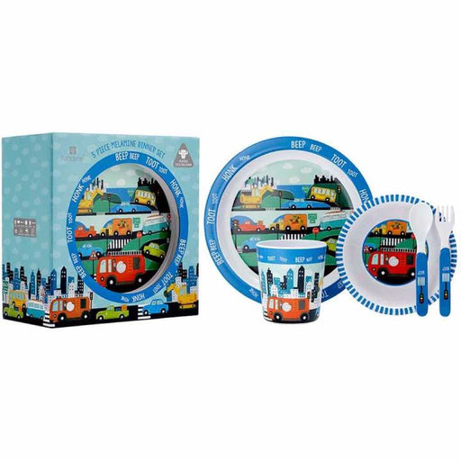 Ashdene 5 Piece Dinner Set On the Road