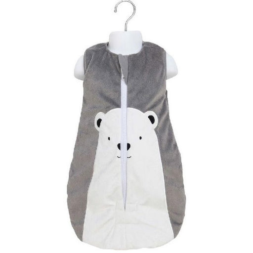 Baby Studio - 3.0 tog Fleece Warmies Reversible Bag Polar Bear