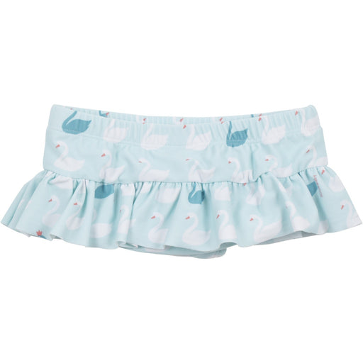 SookiBaby - Frill Skirt Beach Bikini UV50 Little Swan Blue