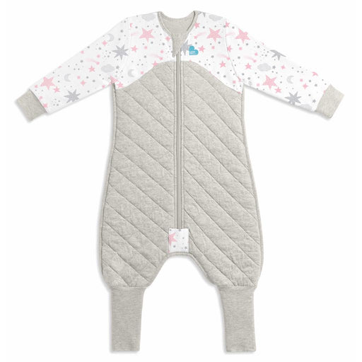 Love To Dream - 3.5 tog Love To Dream Sleep Suit Pink Stars
