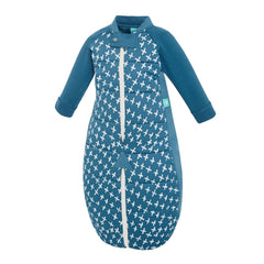 ergoPouch - 3.5 tog Sleepsuit Bag Winter Navy Cross