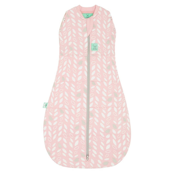 ergoPouch - 2.5 tog Swaddle & Sleep Bag ergoCocoon Spring Leaves