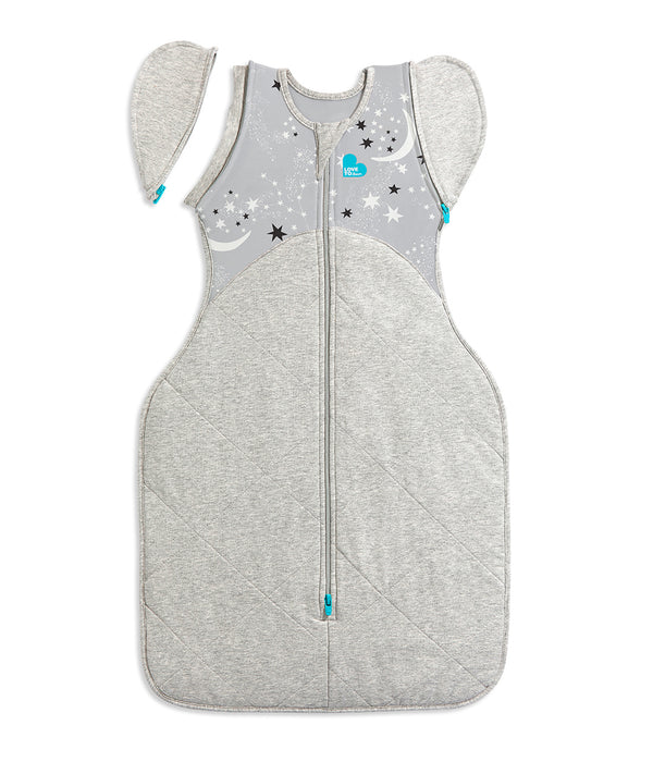 Love To Dream - 3.5 tog Swaddle UP Transition Bag Extra Warm Grey