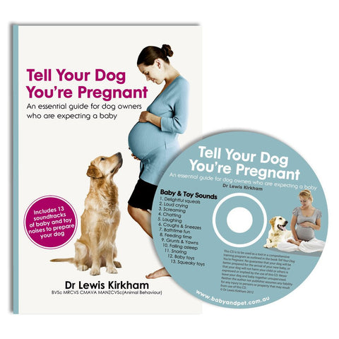 Dr Lewis Kirkham - Tell Your Dog You're Pregnant (book+CD)