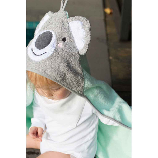 Weegoamigo - Weego Colourplay Hooded Towel Koala