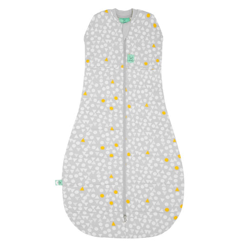 ergoPouch - 2.5 tog Swaddle & Sleep Bag ergoCocoon Triangle Pops