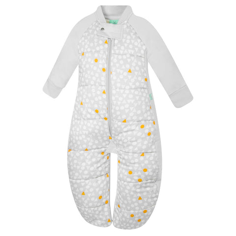ergoPouch - 3.5 tog Sleepsuit Bag Winter Triangle Pops