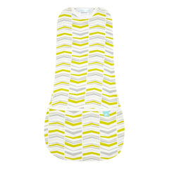 ergoPouch - Swaddle airCocoon Summer Citron Arrow