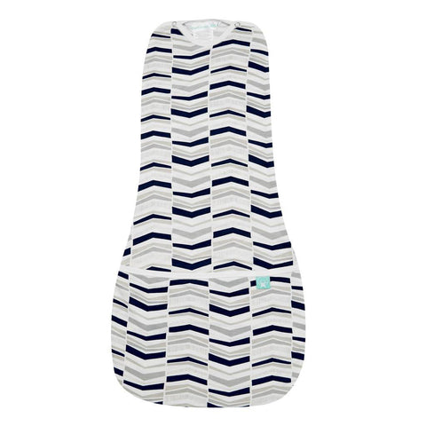 ergoPouch - Swaddle airCocoon Summer Navy Arrow
